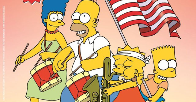 Simpsons Comics cancelada em Portugal