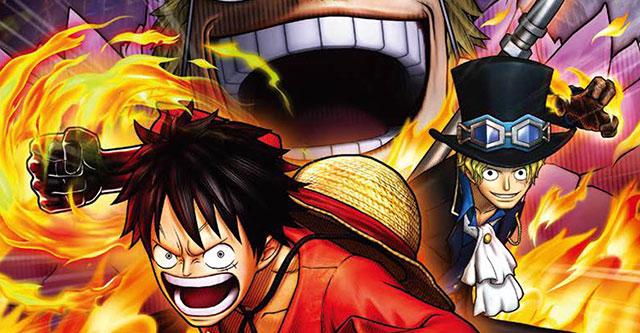 One Piece Pirate Warriors 3 e J-Stars Victory VS+ com legendas em português