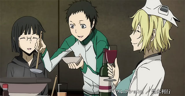 Durarara!!x2 Shou – novo trailer do episódio 4.5