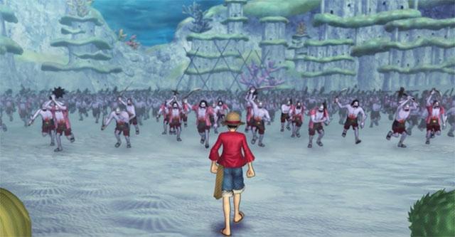 One Piece: Pirate Warriors 3 - trailer Fishman Island