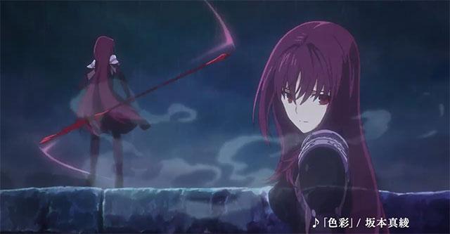 Fate/Grand Order – trailer Lancer