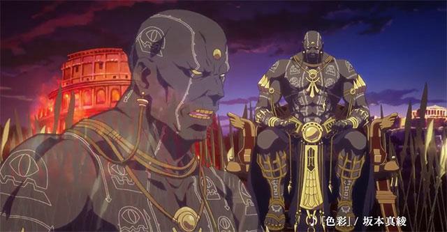 Fate/Grand Order – trailer Berserker