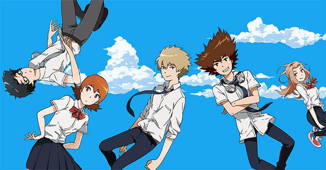 Digimon Adventure tri - nova imagem promocional