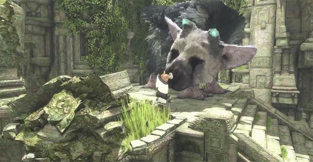 The Last Guardian - trailer E3