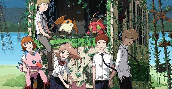 Digimon Adventure tri - 1º volume em Dezembro