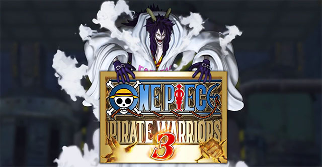One Piece: Pirate Warriors 3 - trailer Japan Expo