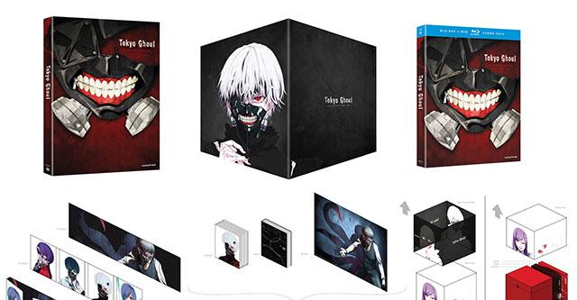 Edição de colecionador de Tokyo Ghoul