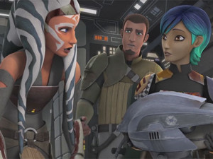 Star Wars: Rebels - trailer da 2ª temporada