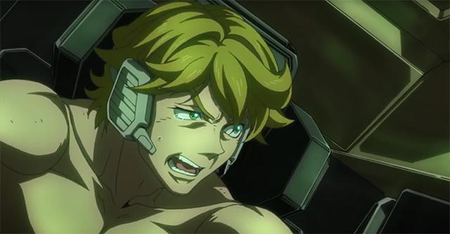 Gundam: Iron-blooded Orphans – trailer internacional