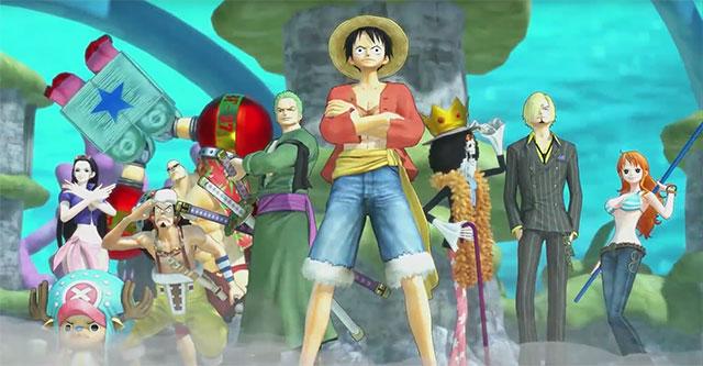 Entrevista ao produtor de One Piece Pirate Warriors 3