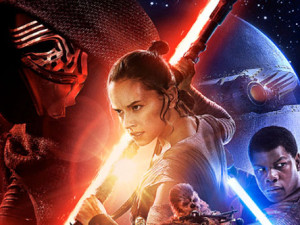 Star Wars: O Despertar da Força - Poster