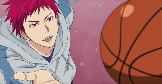 Kuroko's Basketball - trailer da OVA
