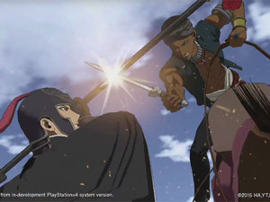 Arslan: The Warriors of Legend - Gameplay