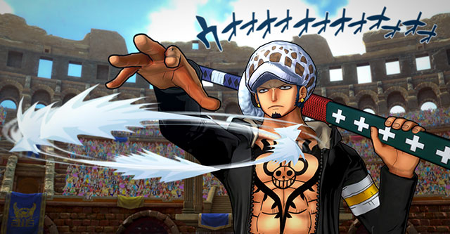 Confirmado: One Piece: Burning Blood terá legendas em Português