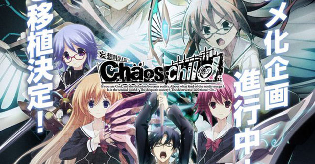 Chaos;Child vai ser lançado no PC