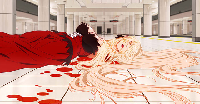 Kizumonogatari - trailer do 1º filme