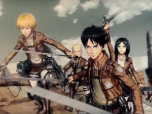 Attack on Titan vai ter 10 personagens jogáveis