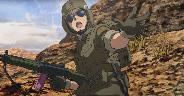 Gundam: The Origin III - novo trailer