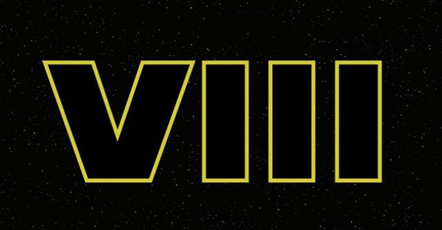 Star Wars: Episode VIII em produção