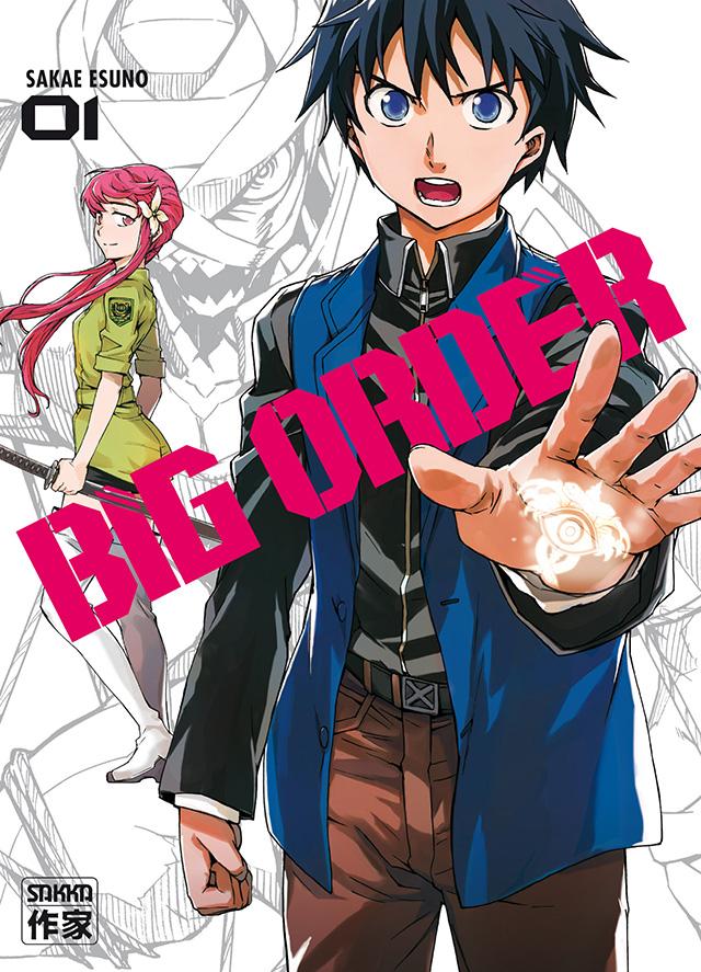 Big Order estreia a 15 de Abril