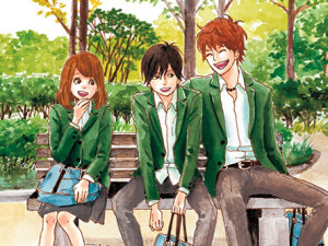 Orange - manga ganha Spinoff