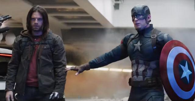 Capitão América: Guerra Civil - trailer internacional