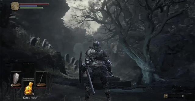 30 minutos de Dark Souls III
