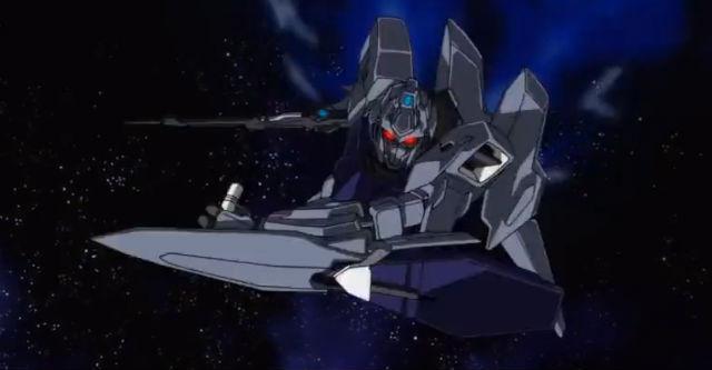 Gundam Unicorn RE:0096 - novo trailer