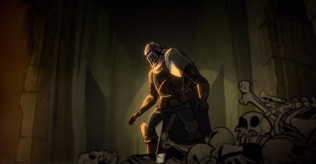 The Witches - curta animada de Dark Souls III