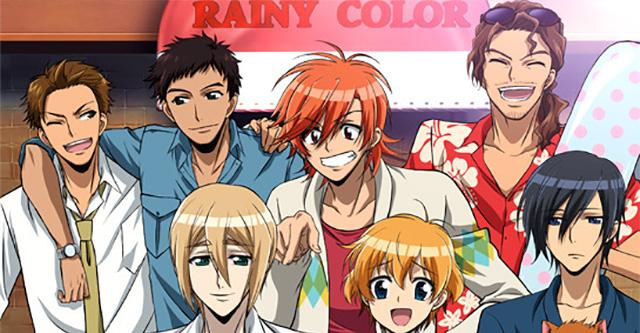 Rainy Cocoa vai ter 3ª temporada