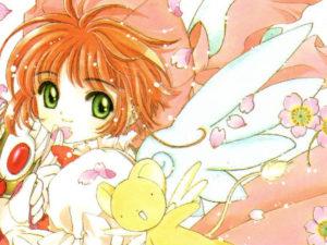 Novo manga de Cardcaptor Sakura em Junho