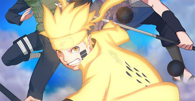 Naruto Shippuden - imagem promocional do novo arco
