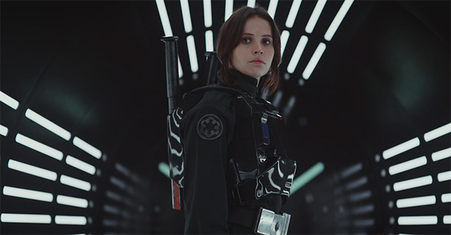 Star Wars: Rogue One - trailer