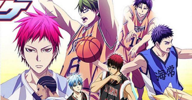 Kuroko's Basketball - Reveladas as datas de estreia dos filmes