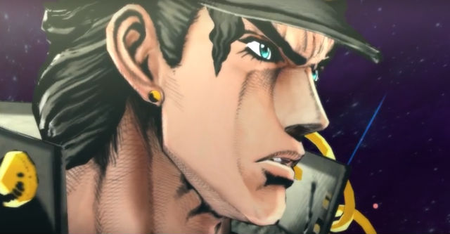 Demo de JoJo's Bizarre Adventure: Eyes of Heaven