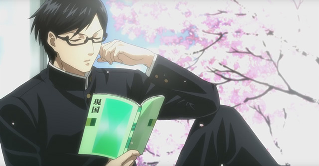Problemas com o episódio 13 de Sakamoto desu ga?