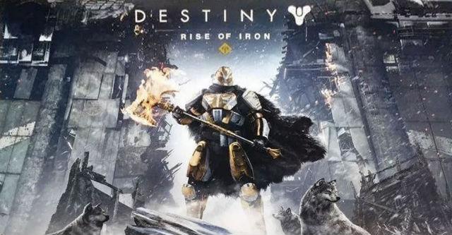 Rise of Iron é a próxima expansão de Destiny