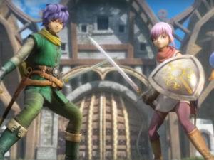 Dragon Quest - trailer do 30º aniversário