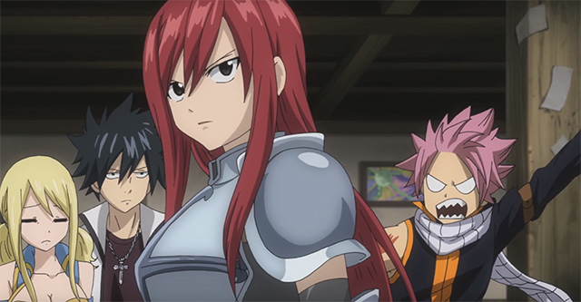Fairy Tail - trailer do novo OAD