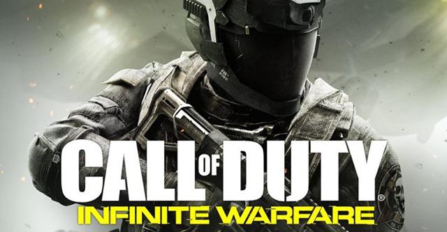 Call of Duty: Infinite Warfare muda de Capa