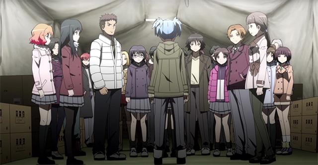 Assassination Classroom - trailer dos últimos episódios