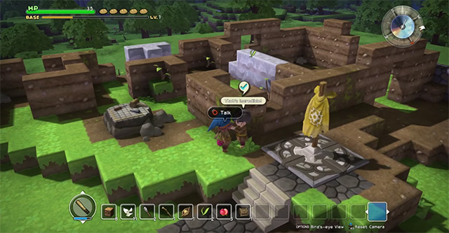 Dragon Quest Builders a 14 de Outubro