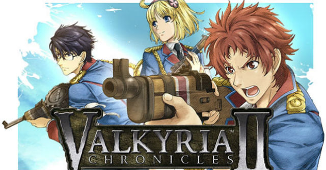 Valkyria Chronicles II finalmente na PS Vita