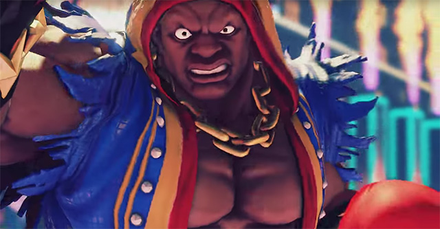 Street Fighter V revela Balrog