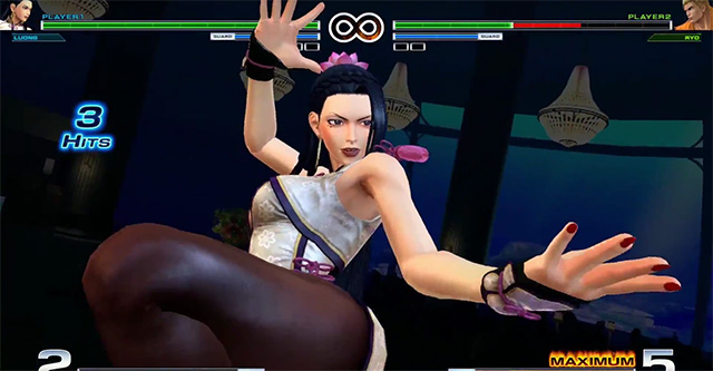 "The King of Fighters XIV – trailer ""Team Kim"""