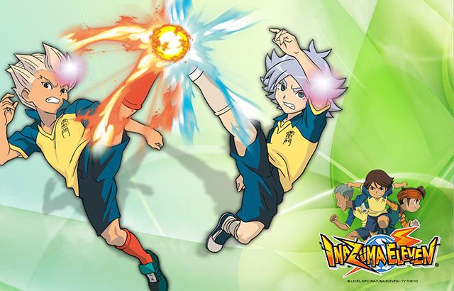 Inazuma Eleven vai ter novo jogo e anime