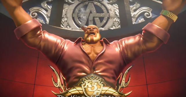 The King of Fighters XIV - Trailer da História