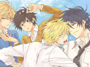 Hitorijime My Hero vai ser anime