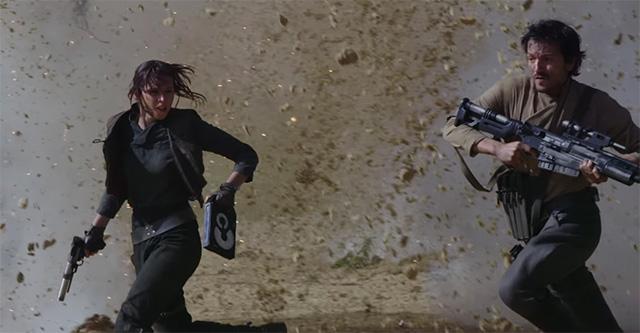 Star Wars: Rogue One - vídeo dos bastidores