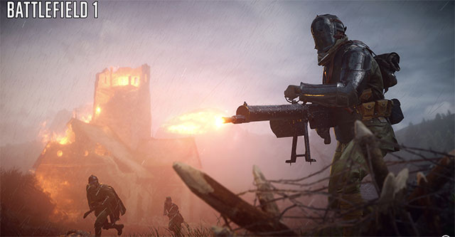 Battlefield 1 apresenta Elites